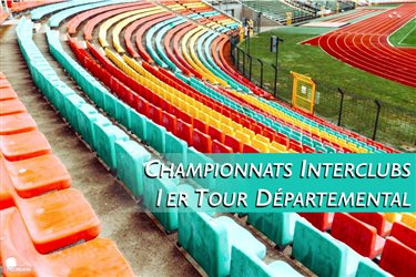 Implantation 1er Tour Interclubs Départemental