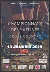 Informations Championnats Cross Country - Montesson